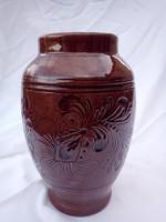 Korondi kerámia váza   kiárusítás
