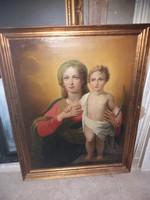 Gyönyörü antik festmény