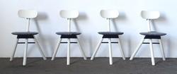 0X945 Antonio Calligaris olasz designered szék 4db