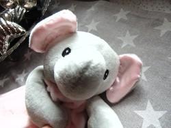 Baba alvós kendő - elefántos