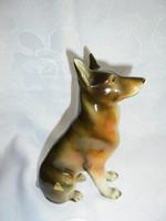 Royal Doux porcelán kutya figura