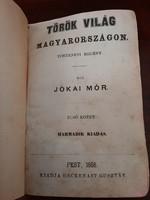 Jókai Mór/1858./Török világ Magyarországon