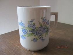Régi Zsolnay csésze 9,5 cm magas szép állapot