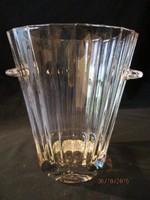 Nagyon szép régi art deco pezsgősvödör