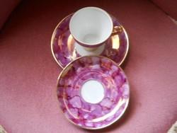Reggeliző készlet / porcelán /