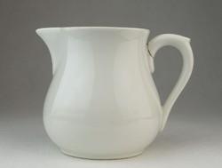0Q085 Régi Zsolnay porcelán tejszínes kiöntő