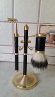 Antik borotválkozó eszközök, tartó eladó!