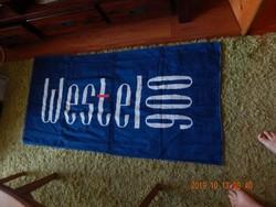 Westel 900 emléktárgy- törülköző- eredeti dobozában