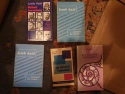Lomb Kató könyvcsomag