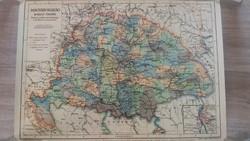 Nagy-Magyarország térkép