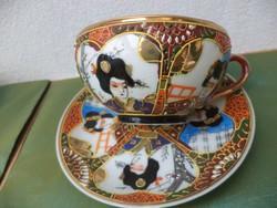 Satsuma Moriage teás csésze szettek