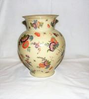 Gyönyörű Thomas Ivory Bavaria porcelán váza