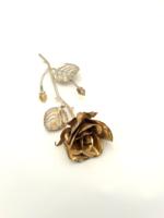 Csodás ezüst rózsa