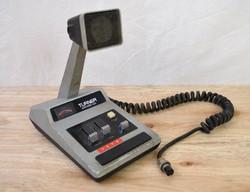 Turner Expander 500 asztali mikrofon, rádiós mikrofon
