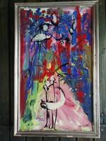 Vera Bruggeman festmény