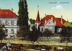 0Y290 Keretezett Dombovár Szolgabíróság