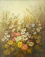 0Y299 Otto Strasser : Kerti virágok