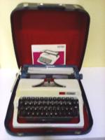 ERIKA mechanikus írógép