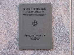 Personal ausweis
