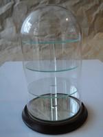 Hummel üvegbúrás asztali vitrin