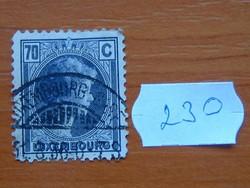LUXEMBURG 70 C 1935 Charlotte nagyhercegnő  230#