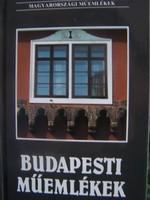Dercsényi Balázs: Budapesti műemlékek