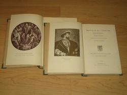Benvenuto Cellini önéletírása 1-2. (1890)