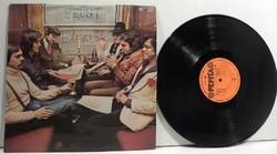 Express – Ezüst Express LP bakelit lemez