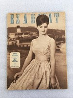 Ez a divat 1962. július, 15. évfolyam 7. szám