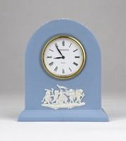 0Y476 Wedgwood porcelán óra 8.5 cm