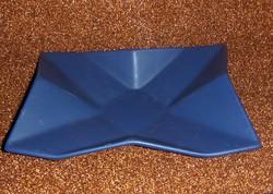 Kerámia kínáló asztalközép 20*28 cm (6p)