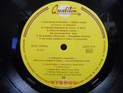 Nótacsokor - Hungarian Songs LP bakelit lemez