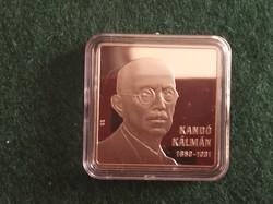 Kandó Kálmán 2000 ft érme 2019 PP