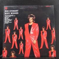 Rod Stewart - Body Wishes - Warner Bros. Records LP lemez