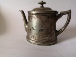 Art deco kávéházi kávés kanna Arthur Krupp Berndorf 1925