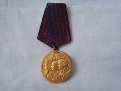 Jugoszláv kitüntetés!