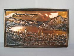 Dombor réz kép Dunakanyar