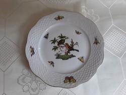 2957- Herendi Rothschild mintás tányér