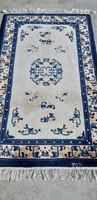 Kézi csomózású Art deco Keleti perzsa szőnyeg