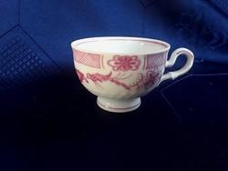 2951- Régi jelzett VOLKSTEDT porcelán kávés csésze