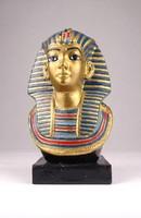 0Y425 Tutanhamon halotti maszk egyiptomi fáraó