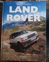 Hodder: Land Rover, a terepjárók királya, Alkudható!