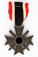 Kriegsverdienstkreuz II. Klasse Mit Schwertern - Jelöletlen