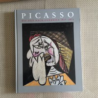 Picasso Die Zeit nach Guernica 1937-1973 német nyelvű könyv