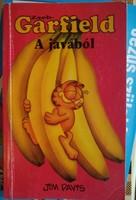 Jim Davis: Garfield, a javából, képregény, alkudható