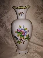 Herendi Viktória mintás pillangós gyönyörű váza