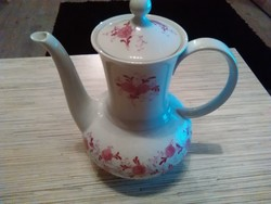 Szép régi Német Bavaria porcelán tea kiöntő