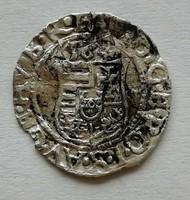 Miksa ezüst dénár 1564 KB