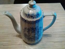 Német Bavaria porcelán tea kiöntő