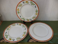 Villeroy & Boch Celine lapos tányér 3db